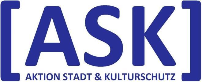 Hier unser Logo, nur wo ASK draufsteht, ist auch ASK drin.