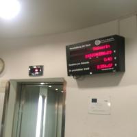 Namensschilder für Mitarbeiter des Stadthaus?