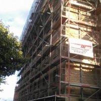 100.000 € für eine Fassade die fast niemand sieht? Sollte die Stadt das Geld lieber zurücklegen um sinnvollere Baumaßnahmen zu unterstützen? Wie ist eure Meinung?